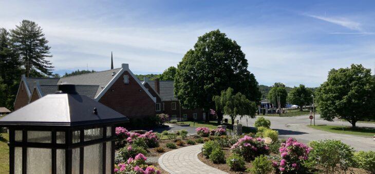 Blue Ridge Memorial Garden Dedication